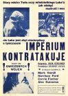 Polish Empire Strikes Back '83 Re-release Blue Duotone One-Sheet / B1 Size