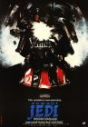 "Polish Return of the Jedi Style ""B"" Foreign One-Sheet / B1 Size"
