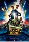 "Romanian The Clone Wars Version ""A"" One-Sheet"