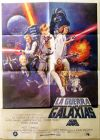 "Spanish Star Wars Style ""C"" One-Sheet"