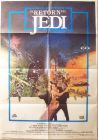"Spanish Return of the Jedi Style ""A"" Foreign Cataluña One-Sheet"