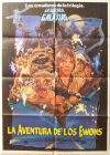 "Spanish Ewok Adventures Style ""B"" Caravan of Courage One-Sheet"