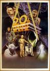 "Spanish Star Wars Style ""20th Fantasy Fox"" Film Festival One-Sheet"
