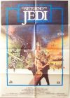 "Spanish Return of the Jedi Style ""A"" Foreign One-Sheet"