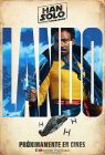 Spanish Solo Advance 2nd Version Lando One-Sheet