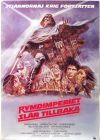 "Swedish Empire Strikes Back Style ""B"" One-Sheet"