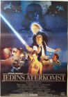 "Swedish Return of the Jedi Style ""B"" One-Sheet"
