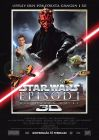 "Swedish The Phantom Menace Version ""A"" 3D One-Sheet"