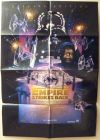 "Swiss Empire Strikes Back Special Edition Version ""C"" German One-Sheet / A1 Size"