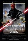 "Thai The Phantom Menace Version ""A"" 3-D One-Sheet"
