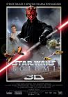 "Turkish The Phantom Menace Version ""A"" 3-D One-Sheet"