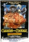 "British The Ewok Adventure Style ""B"" Caravan of Courage Handbill"