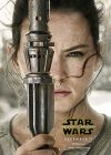 "British The Force Awakens Version ""One Eye Series"" Rey Banner"