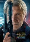 """British The Force Awakens Version """"One Eye Series"""" Solo Banner"""