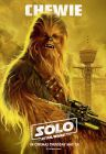 """British Solo Version """"Characters"""" Chewbacca Banner"""
