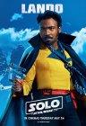 "British Solo Version ""Characters"" Lando Banner"