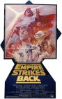 USA Empire Strikes Back '81 Re-release Standee