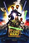 "USA The Clone Wars Version ""A"" International One-Sheet"