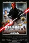 "USA The Phantom Menace Version ""A"" 3-D One-Sheet"