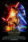 "USA The Force Awakens Version ""B"" Amplified Figures + Rating Block One-Sheet"