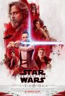"USA The Last Jedi Version ""D"" Light International One-Sheet"