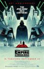 USA Empire Strikes Back 40th Anniversary One-Sheet