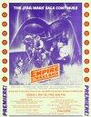 "USA The Empire Strikes Back Style ""A"" Flyer Handbill"