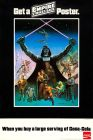 USA Empire Strikes Back Coca-Cola Promo One-Sheet