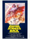 USA Empire Strikes Back '81 Re-release 30 x 40