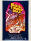 USA Empire Strikes Back '82 Re-release 30 x 40