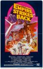 USA Empire Strikes Back '82 Re-release Small Standee
