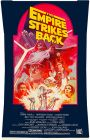 USA Empire Strikes Back '82 Re-release Standee