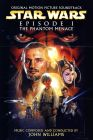 "United States The Phantom Menace Version ""A"" Soundtrack Poster"