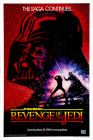 USA Revenge of the Jedi Advance Teaser 2nd Version One-Sheet