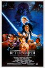 "USA Return of the Jedi Style ""B"" 40 x 60"