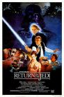 "USA Return of the Jedi Style ""B"" One-Sheet"