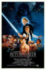 "USA Return of the Jedi Style ""B"" International One-Sheet"