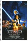 "USA Return of the Jedi Style ""B"" International Hercules Test Proof One-Sheet"