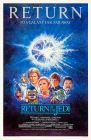 USA Return of the Jedi '85 Re-release One-Sheet