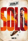 USA Solo Advance 2nd Version Han One-Sheet