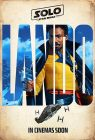 USA Solo Advance 2nd Version Lando International One-Sheet
