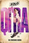 USA Solo Advance 2nd Version Qi`ra International One-Sheet