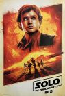USA Solo Special Han Solo Exclusive Disneyland Poster