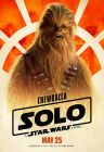 "USA Solo Version ""Wilding"" Chewbacca Banner"