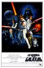 "Mexican Star Wars Style ""C"" One-Sheet"