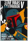 USA Star Wars Celebration 2010 Key Art Poster