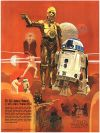 USA Star Wars Coca-Cola Promotional Movie Tie-in See-Threepio Poster #2