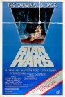 USA Star Wars '82 Re-release 40 x 60