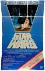 USA Star Wars '82 Re-release Standee