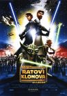 "Croatian The Clone Wars Version ""A"" One-Sheet"